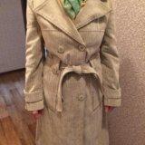 Пальто женское весна осень. Фото 4.