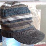 Новые мужские шапки. Фото 1.