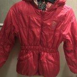 Куртки на девочку из испании. Фото 4.