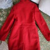 Драповое пальто. Фото 3.