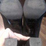 Туфли замшевые 40. Фото 4.