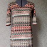 Платье из джерси. Фото 1. Липецк.