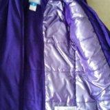 Зимняя куртка на 122-128 рост. Фото 2. Уфа.