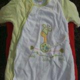 Спальный мешок новорожденному. Фото 1.