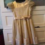 Платье детское праздничное на девочку р.116. Фото 2.