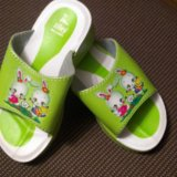 Сабо шлёпанцы для девочки. Фото 1. Краснодар.