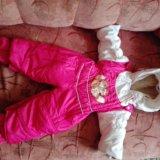 Комбинезон трансформер зима-осень на девочку. Фото 3.