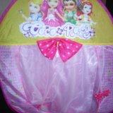 Домик- палатка для девочки. Фото 2. Нижний Новгород.