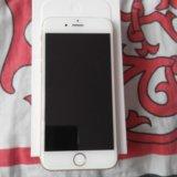 Iphone 6 на 16gb золотой. Фото 1.
