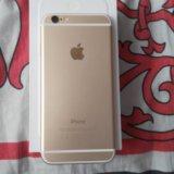 Iphone 6 на 16gb золотой. Фото 2.