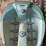 Гидромассажер ванночка для ног. Фото 1.
