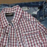 Рубашки и джинсы. Фото 4.