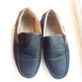 Школьные туфли. Фото 1.