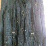 Куртка жен. р. 52-54.куртка удлиненная р. 46-48. Фото 1.