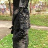 Шуба из меха кролика. Фото 2. Москва.
