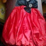 Платье колокол. Фото 1.