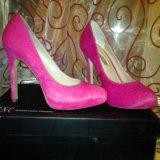 Ярко-розовые новые туфли. Фото 3. Санкт-Петербург.