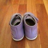 Ботинки (кожа) р 23. Фото 2. Мытищи.