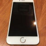 Iphone 6 64gb gold. Фото 1.