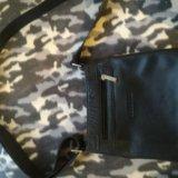 Мужская сумка. Фото 1.
