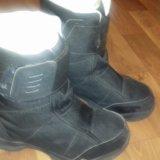 Осенне зимние ботинки детские. Фото 1.