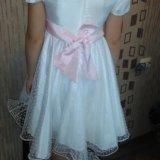Платье для девочки р.116. Фото 3.