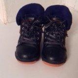 Детские зимние ботинки. Фото 4.