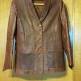 Куртка из натуральной кожи. Фото 1.