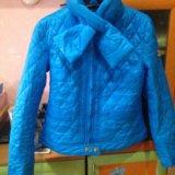 Женская куртка новая синтепон. Фото 1.