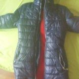 Пальто зимнее для девочки. Фото 2. Краснодар.