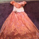 Карнавальное платье напрокат бал маскарад. Фото 1.