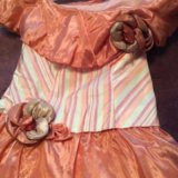 Карнавальное платье напрокат бал маскарад. Фото 3.