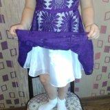 Платье для девочки р.110. Фото 4.