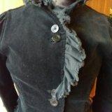 Пиджак вельветовый seppala р40-42. Фото 2.