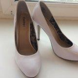 Белые туфли. Фото 2. Тюмень.