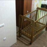 Детская кроватка. Фото 1. Ижевск.