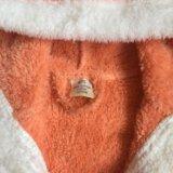 Махровый халат для девочки👸🏼. Фото 2.