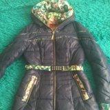 Осенняя женская куртка 44 размер. Фото 1. Всеволожск.