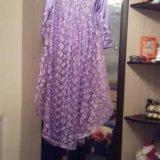 Платье на никах. Фото 1.