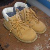 Детские ботинки. Фото 1. Тольятти.