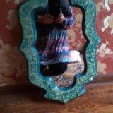 Зеркало ручной работы. Фото 3.