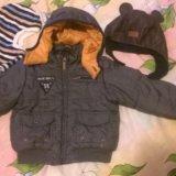 Зимняя куртка на мальчика. Фото 2.