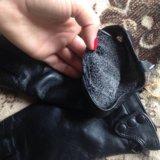 Кожаные перчатки. Фото 2. Люберцы.
