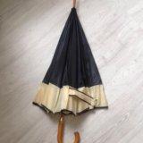 Зонтик трость премиум класс. Фото 4.