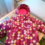 Куртка для девочки зима. Фото 3. Санкт-Петербург.