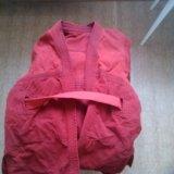 Куртка самбо. Фото 1.