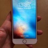 Iphone 6s 64 gb gold. Фото 1.