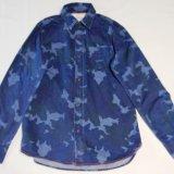 Рубашка johnnie b (boden) 11-12лет. Фото 1. Красноярск.
