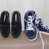 Обувь б/ у на мальчика. Фото 1. Прокопьевск.