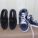 Обувь б/ у на мальчика. Фото 2. Прокопьевск.